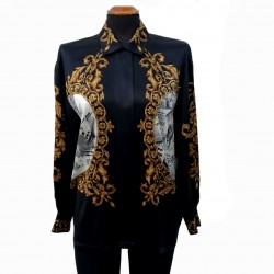 Escada real silk shirt