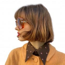 Oversize 70's sunglasses