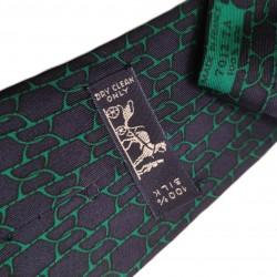 Cravatta Hermes seta pura