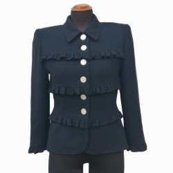 Valentino dark blue jacket