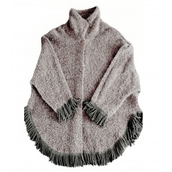 Bouclé wool jacket