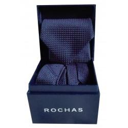 Rochas vintage real silk tie