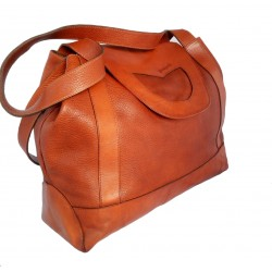 Real leather  Fiordipelle bag