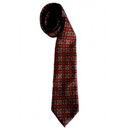 Fendi real silk tie