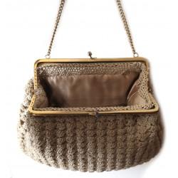 60's handmade purse