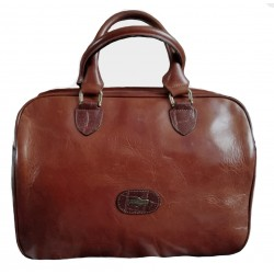 Real leather  El Campero  bag