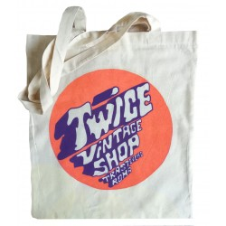 Twice Vintage Shop shopper bag