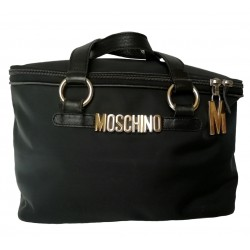 Moschino Redwall case bag