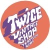 All products are selected, sold and guaranted by TWICE VINTAGE SHOP Via di S. Francesco a Ripa, 7 - 00153 Roma
